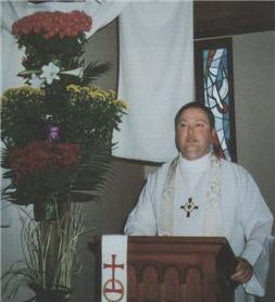 Pastor Baldauf