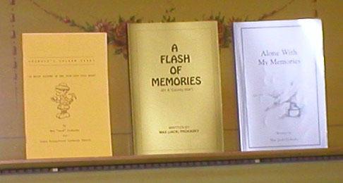 Books by Prokasky