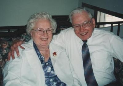 Harold & Elsie Boutelle