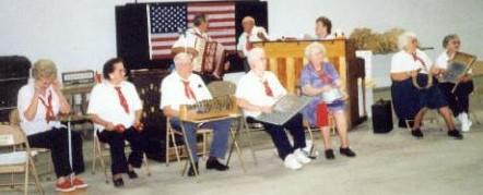 Oronoco Seniors Kitchen Band